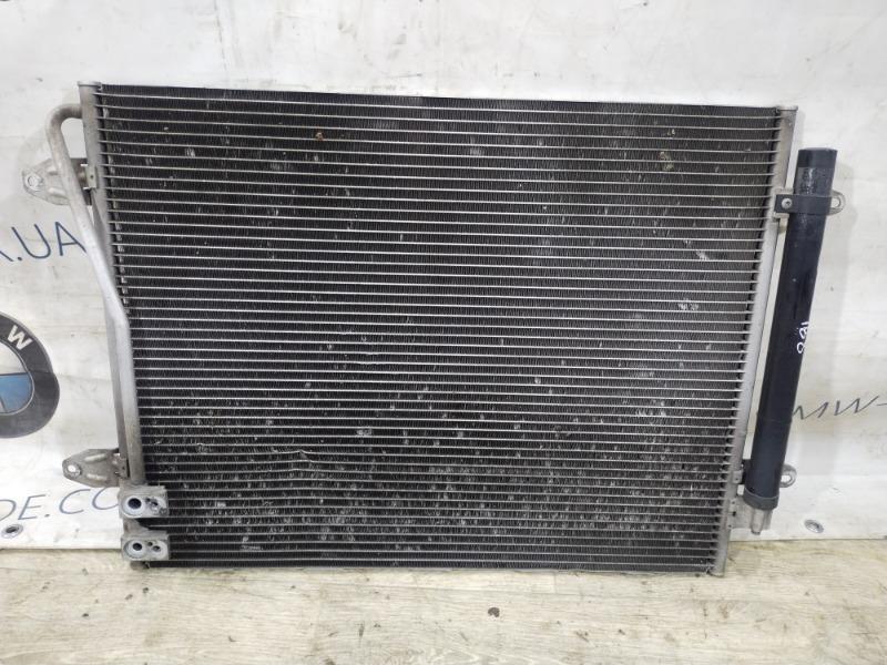 Радиатор кондиционера Volkswagen Passat B8 1.8 2016 (б/у)
