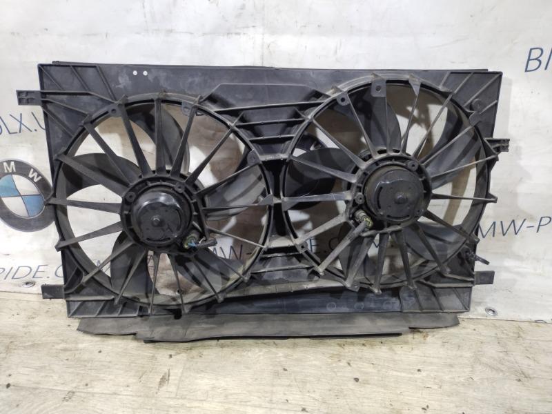 Вентилятор радиатора Jeep Patriot 2.4 2012 (б/у)