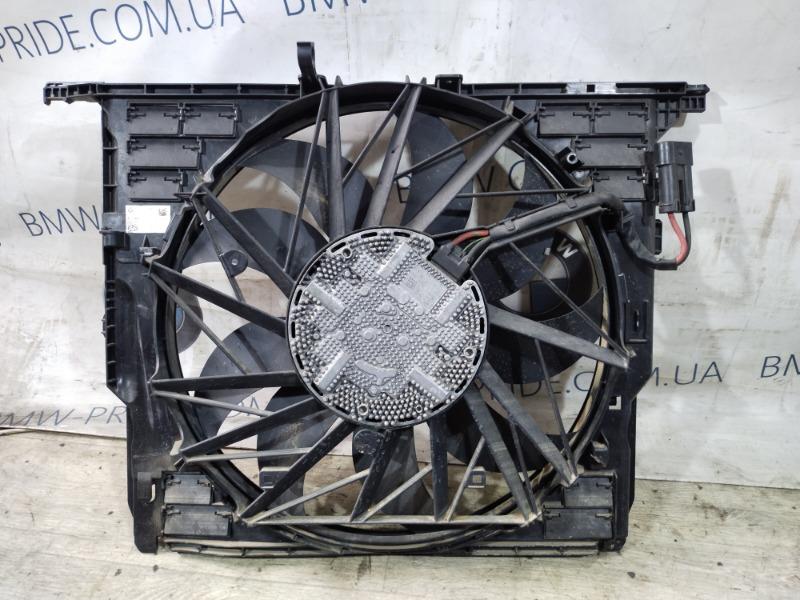 Вентилятор радиатора Bmw 5-Series F10 N63B44 2011 (б/у)