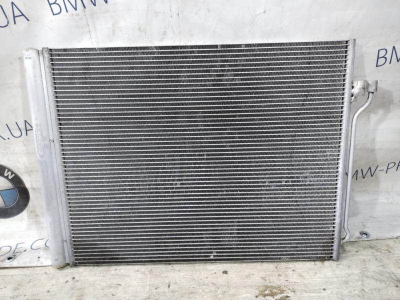 Радиатор кондиционера Bmw 5-Series F10 N63B44 2011 (б/у)