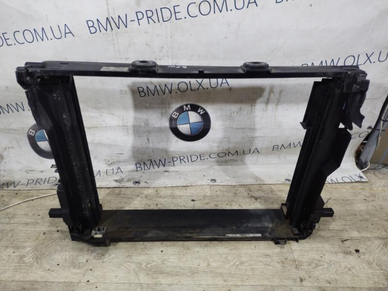 Диффузор Bmw 5-Series F10 N63B44 2011 (б/у)