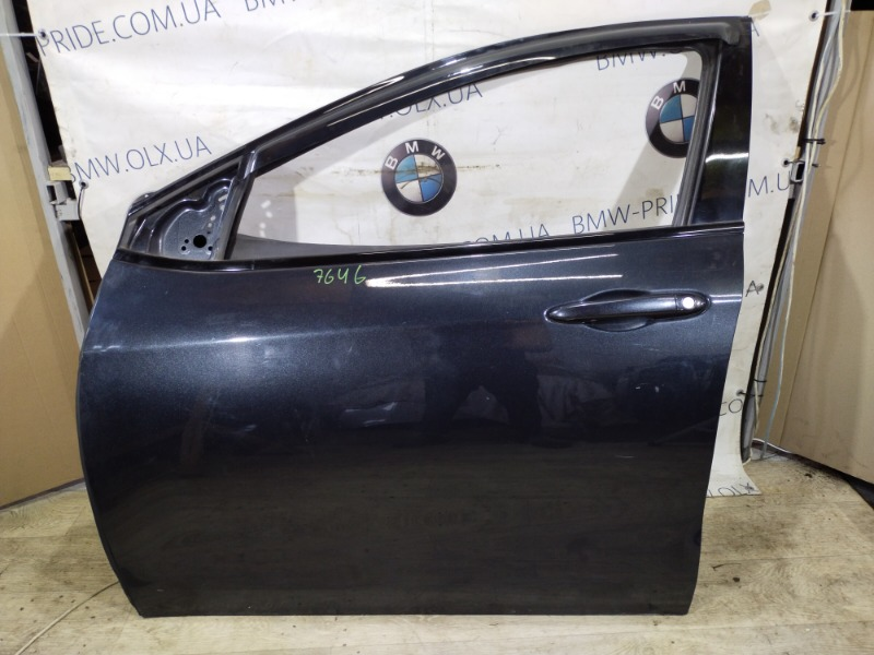 Дверь голая Dodge Dart 2.4 2014 передняя левая (б/у)