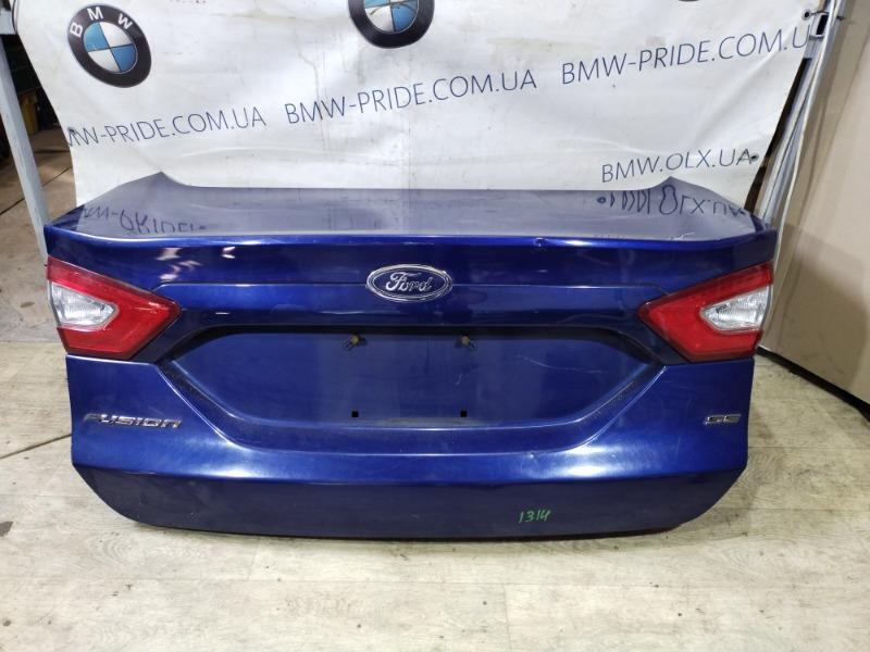 Крышка багажника Ford Fusion 2.5 2014 (б/у)