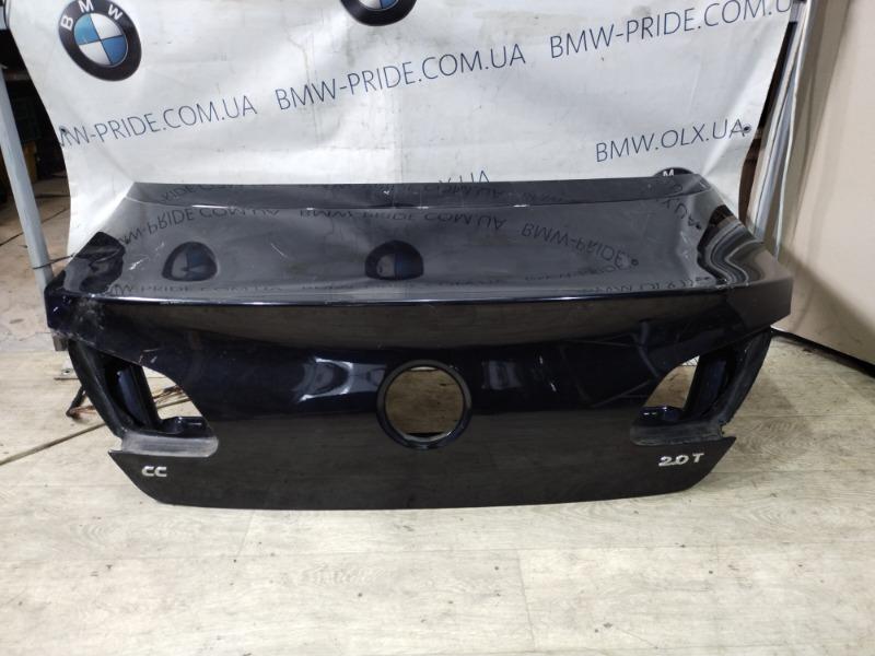 Крышка багажника Volkswagen Cc (б/у)