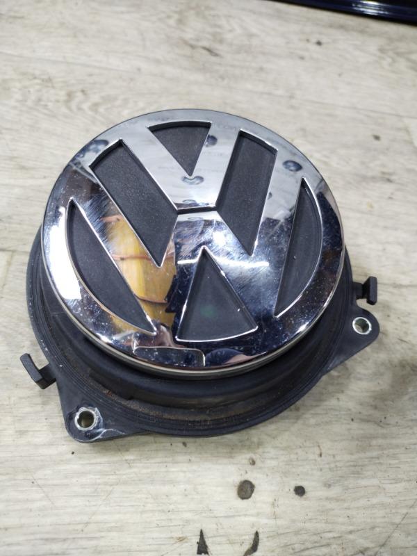 Кнопка открывания багажника Volkswagen Cc правая (б/у)