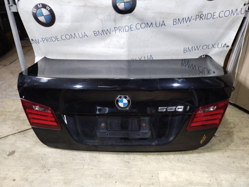 Крышка багажника Bmw 5-Series F10 N63B44 2011 (б/у)