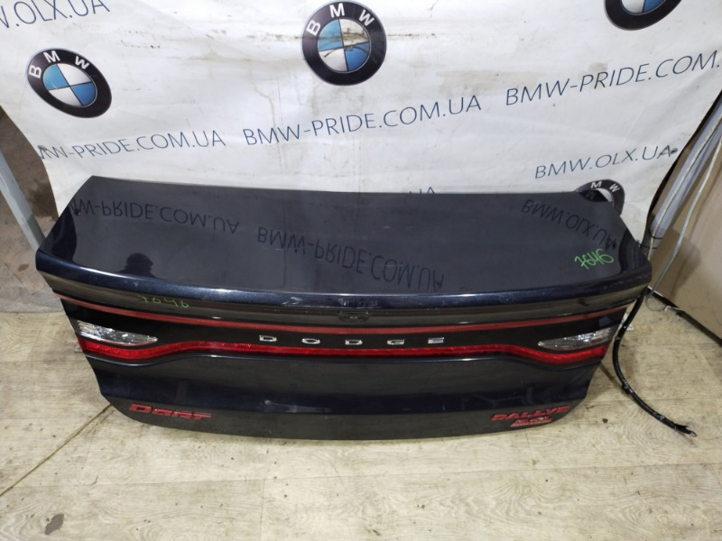 Крышка багажника Dodge Dart 2.4 2014 (б/у)