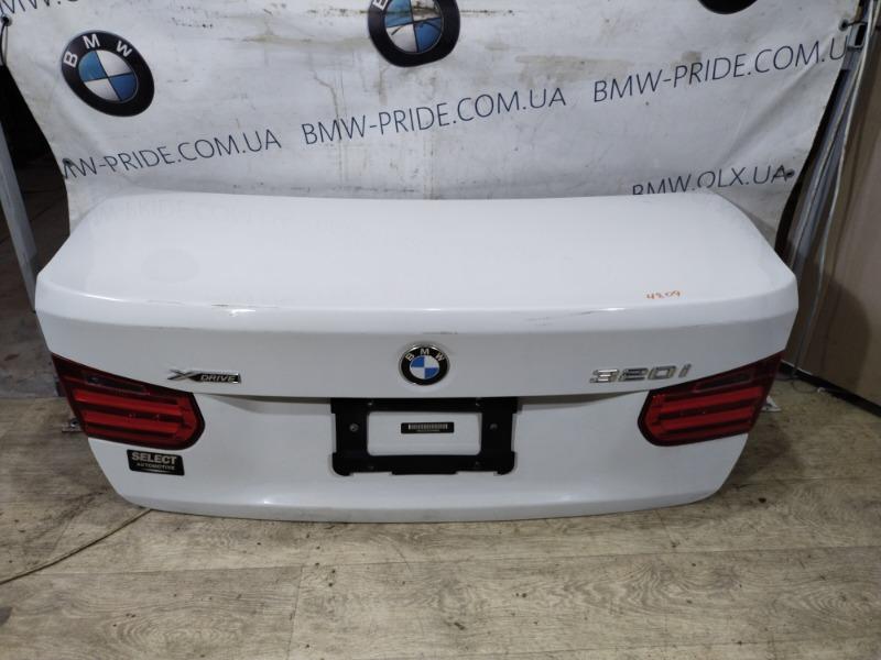 Крышка багажника Bmw 3-Series F30 N20B20 2013 (б/у)