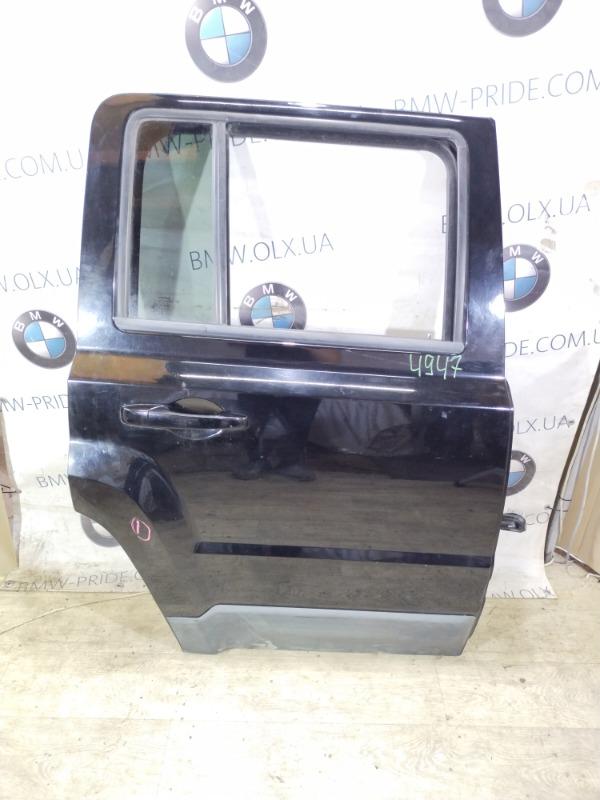 Дверь голая Jeep Patriot 2.4 2012 задняя правая (б/у)