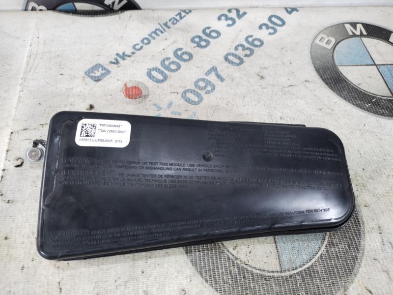 Airbag сидения подушка Jeep Compass 2.4 2014 правый (б/у)
