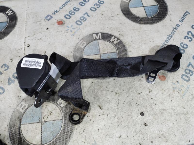 Ремень безопасности Jeep Compass 2.4 2014 правый (б/у)