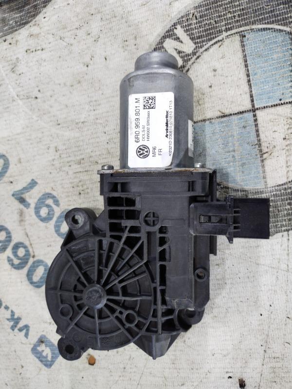 Мотор стеклоподъемника Volkswagen Jetta 2.5 2011 передний левый (б/у)