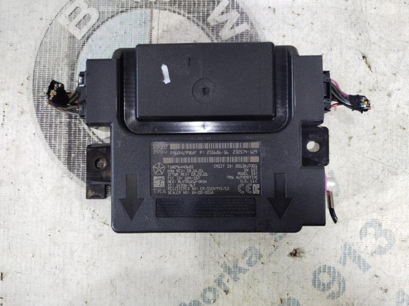 Ресивер Jeep Cherokee KL 2.4 2014 (б/у)