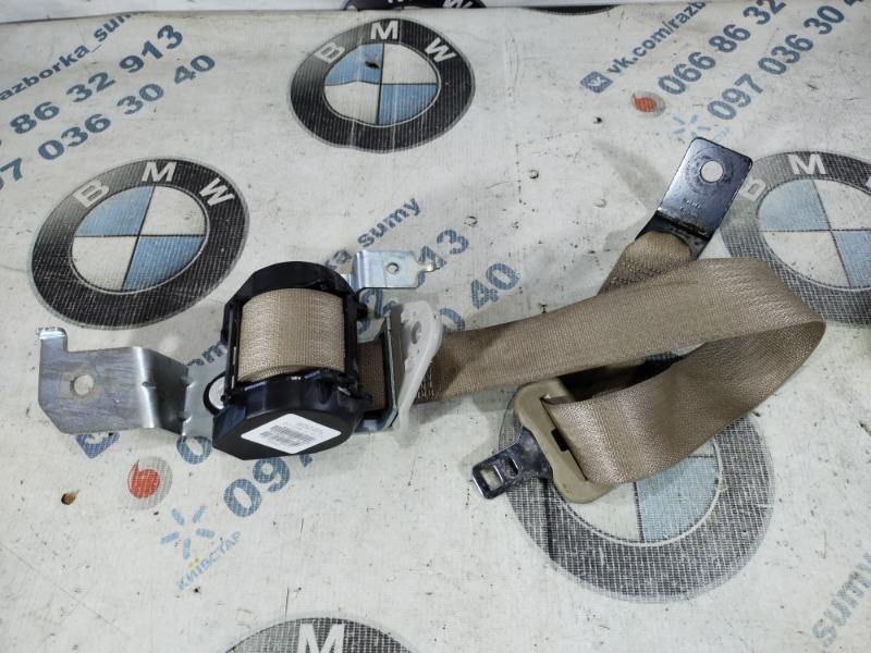 Ремень безопасности Dodge Journey SXT 3.6 2014 правый (б/у)