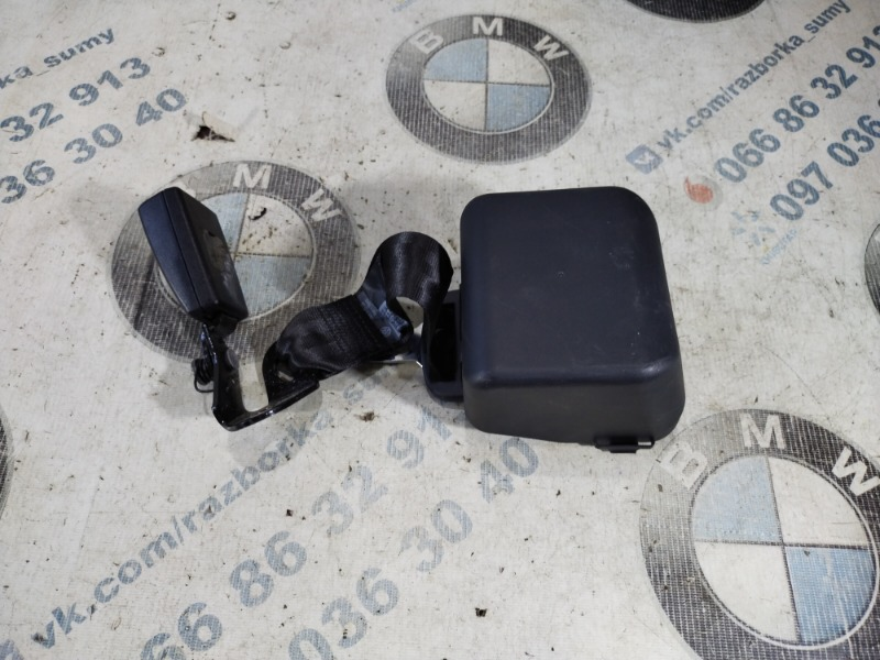 Ремень безопасности Volkswagen Passat B8 1.8 2016 задний (б/у)