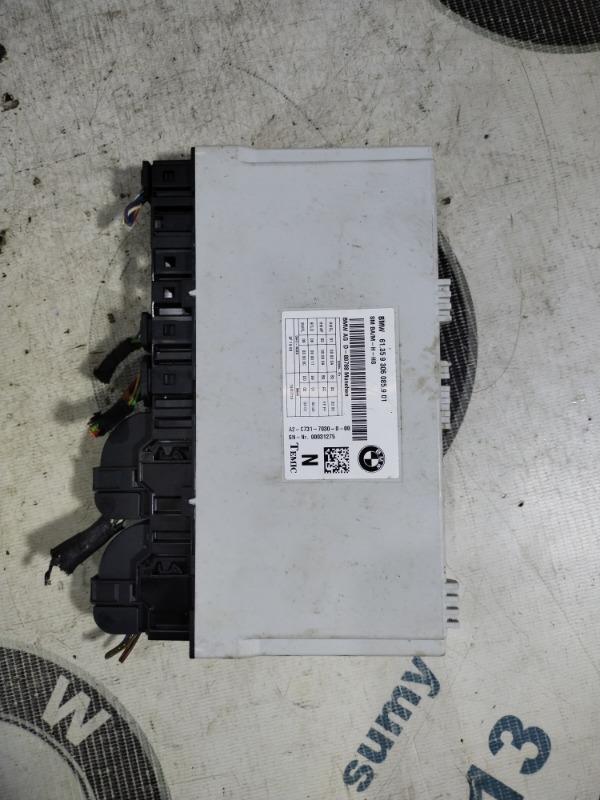Блок управления сидением Bmw 3-Series F30 N20B20 2013 передний левый (б/у)