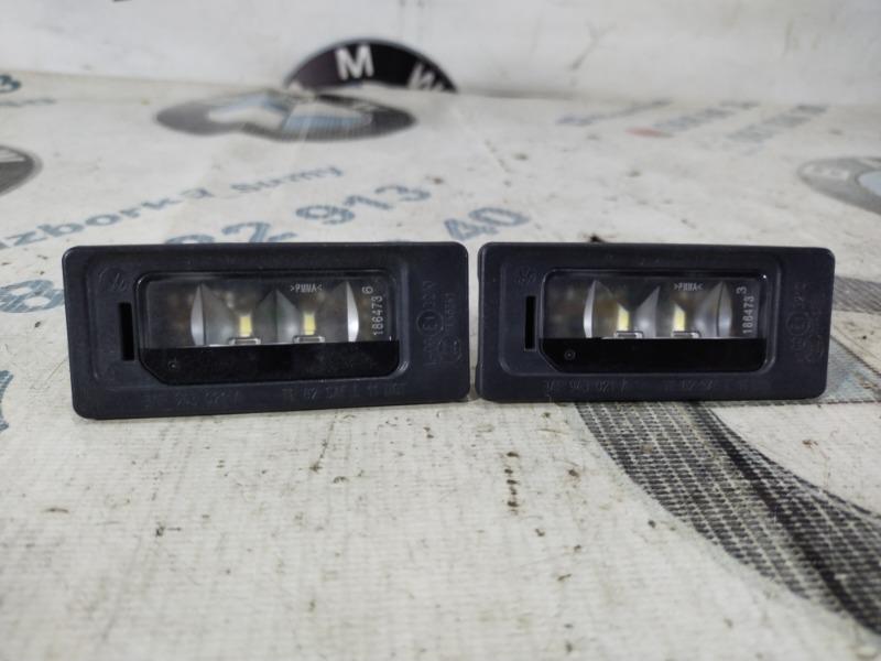 Плафон подсветки номера Volkswagen Passat B8 1.8 2016 (б/у)