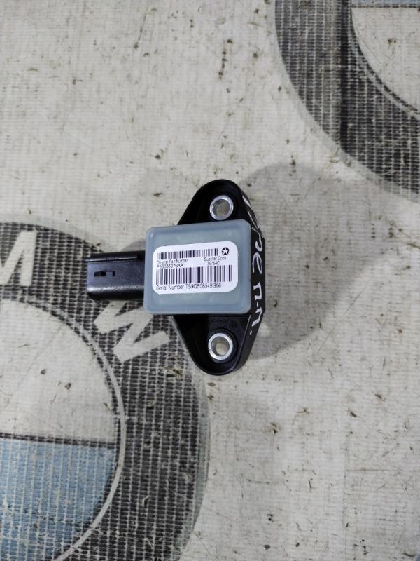 Датчик airbag Jeep Cherokee KL 2.4 2014 передний правый (б/у)