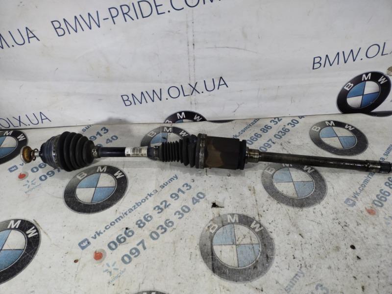 Привод Bmw 3-Series F30 N20B20 2013 передний правый (б/у)