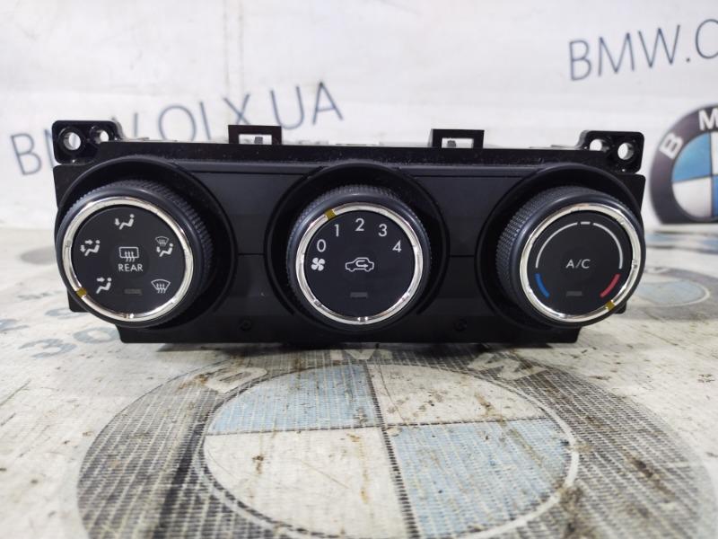 Блок управления климат-контролем Subaru Forester SJ 2.5 2015 (б/у)