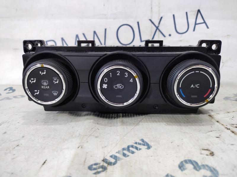 Блок управления климат-контролем Subaru Forester SJ 2.5 2014 (б/у)
