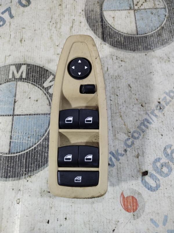 Блок управления стеклами Bmw 3-Series F30 N20B20 2013 передний левый (б/у)