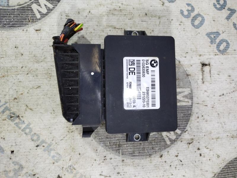 Блок управления электроручником Bmw 5-Series F10 N63B44 2011 (б/у)