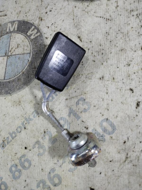 Ремень безопасности Bmw 5-Series F10 N63B44 2011 задний левый (б/у)