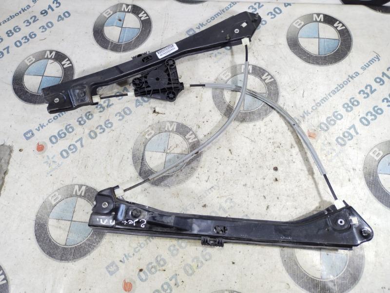 Механизм стеклоподьемника Volkswagen Jetta 2.5 2011 передний правый (б/у)