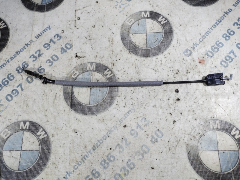 Трос замка двери Volkswagen Jetta 2.5 2011 передний правый (б/у)
