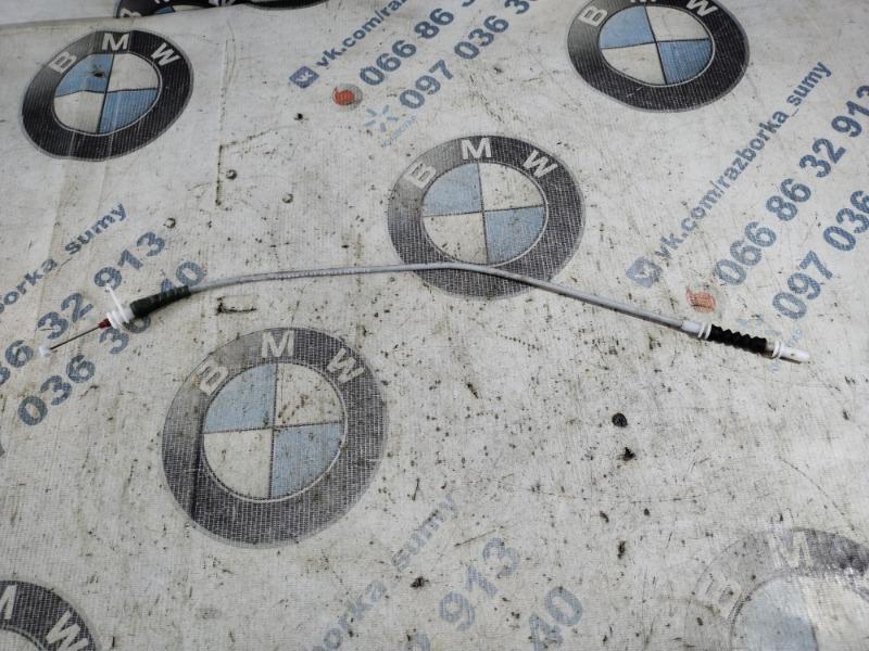 Трос замка двери Bmw 3-Series F30 N20B20 2013 задний левый (б/у)