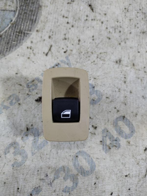 Кнопка стеклоподъемника Bmw 3-Series F30 N20B20 2013 задняя левая (б/у)