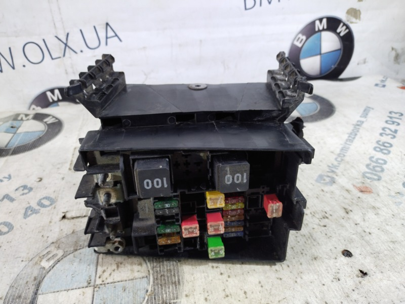 Блок предохранителей Volkswagen Jetta 2.5 2011 (б/у)