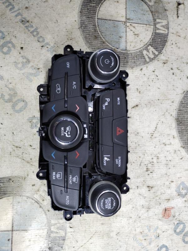 Блок управления климат-контролем Jeep Compass 2.4 2018 (б/у)