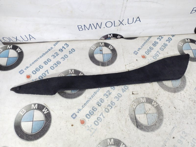 Обшивка салона Bmw 5-Series F10 N63B44 2011 правая (б/у)