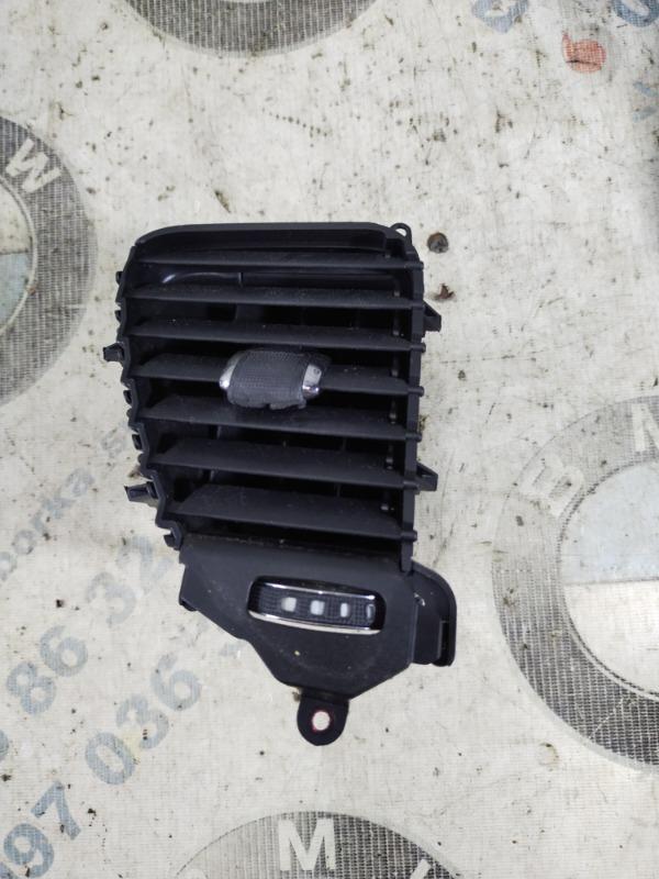 Воздуховод центральный Dodge Dart 2.4 2014 левый (б/у)