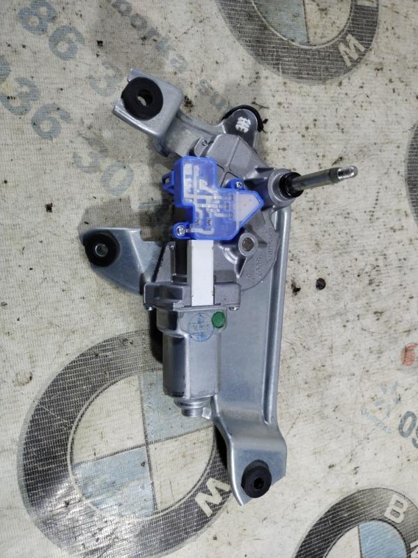 Мотор дворников Subaru Forester SJ 2.5 2015 задний (б/у)