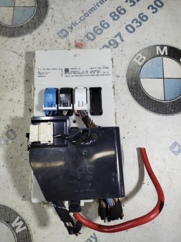 Блок комфорта Bmw 3-Series F30 N20B20 2013 (б/у)