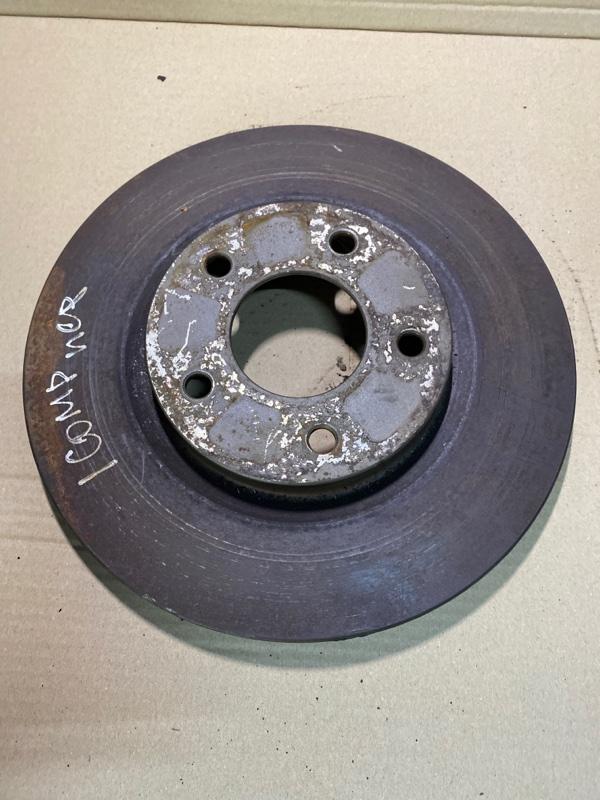 Тормозной диск Jeep Compass 2.4 2014 передний (б/у)