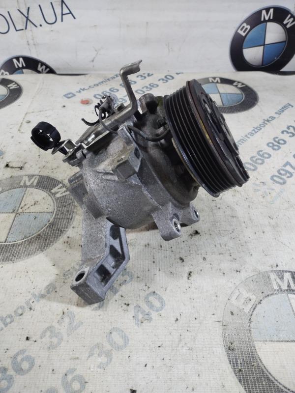 Компрессор кондиционера Subaru Forester SJ 2.5 2014 (б/у)