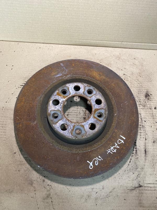 Тормозной диск Dodge Dart 2.4 2014 передний (б/у)