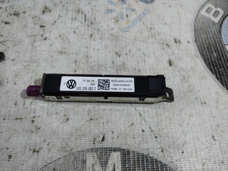 Усилитель антенны Volkswagen Jetta 2.5 2011 (б/у)