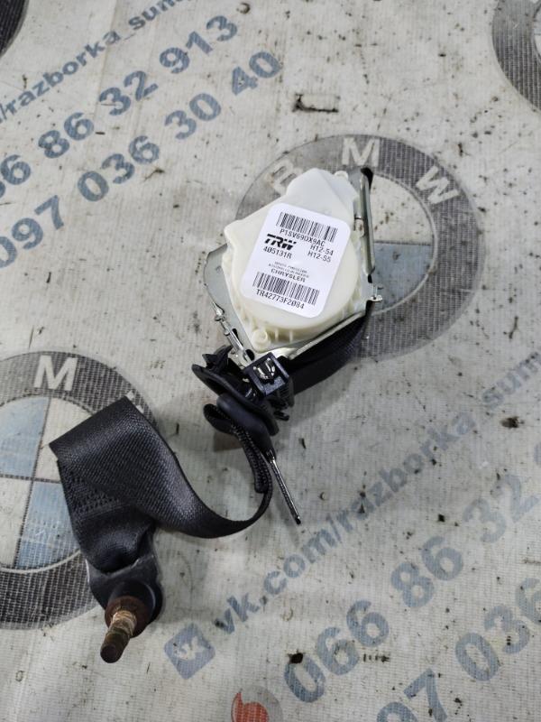 Ремень безопасности Dodge Dart 2.4 2014 задний левый (б/у)