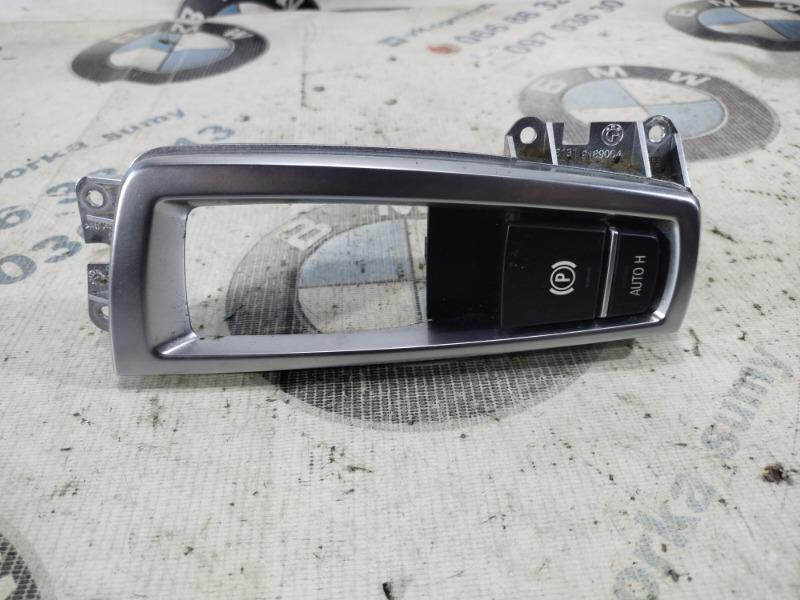 Кнопка ручника Bmw 5-Series F10 N63B44 2011 (б/у)