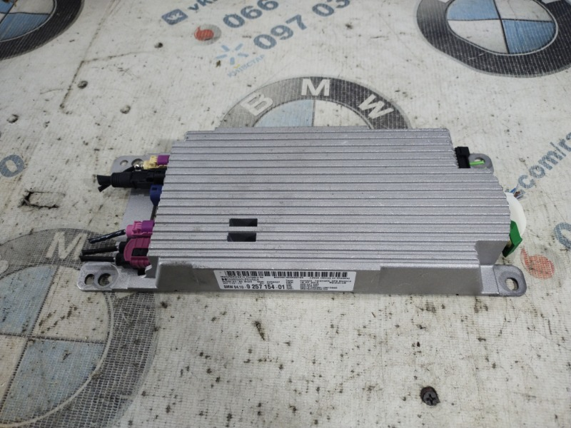 Усилитель звука Bmw 3-Series F30 N20B20 2013 (б/у)