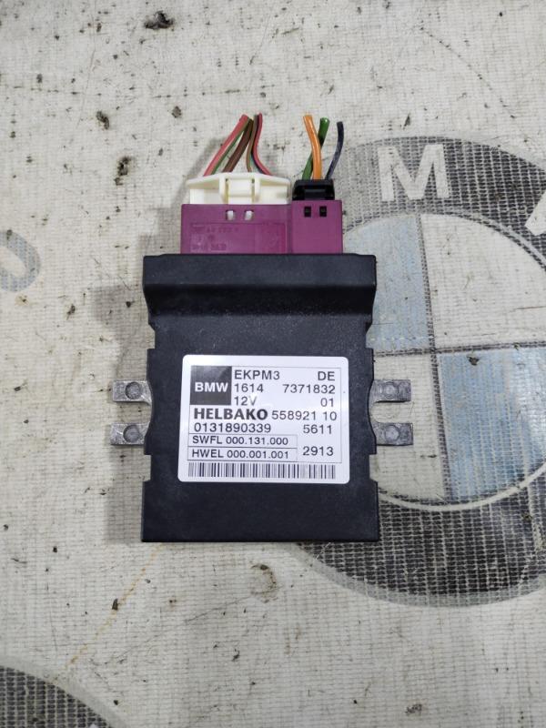 Блок управления топливным насосом Bmw 3-Series F30 N20B20 2013 (б/у)