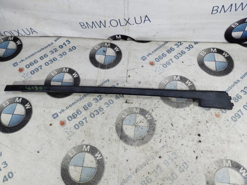 Молдинг стекла Jeep Compass 2.4 2014 правый (б/у)