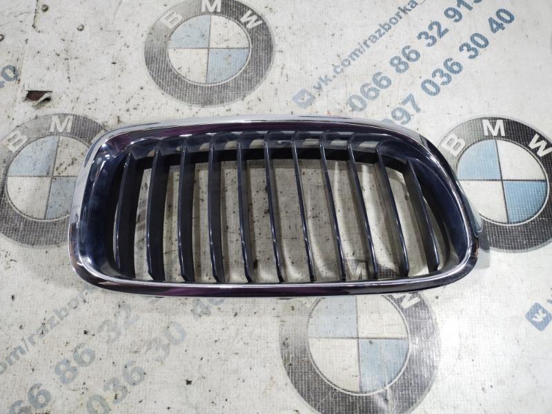 Решетка радиатора Bmw 3-Series F30 N20B20 2013 передняя правая (б/у)