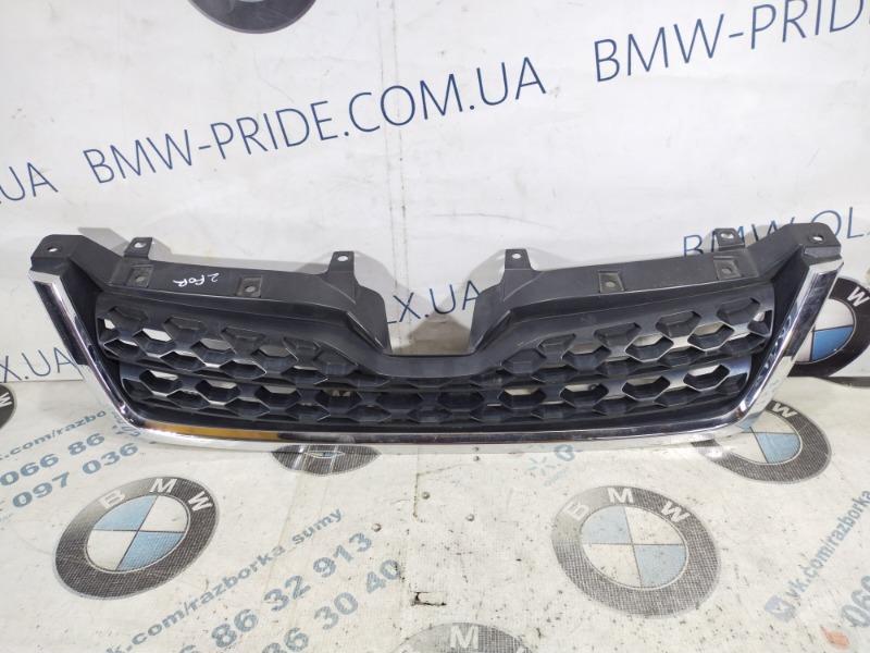 Решетка радиатора Subaru Forester SJ 2.5 2015 (б/у)