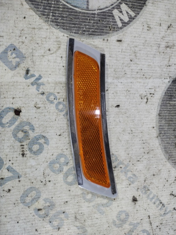 Катафот бампера Bmw 5-Series F10 N63B44 2011 передний правый (б/у)